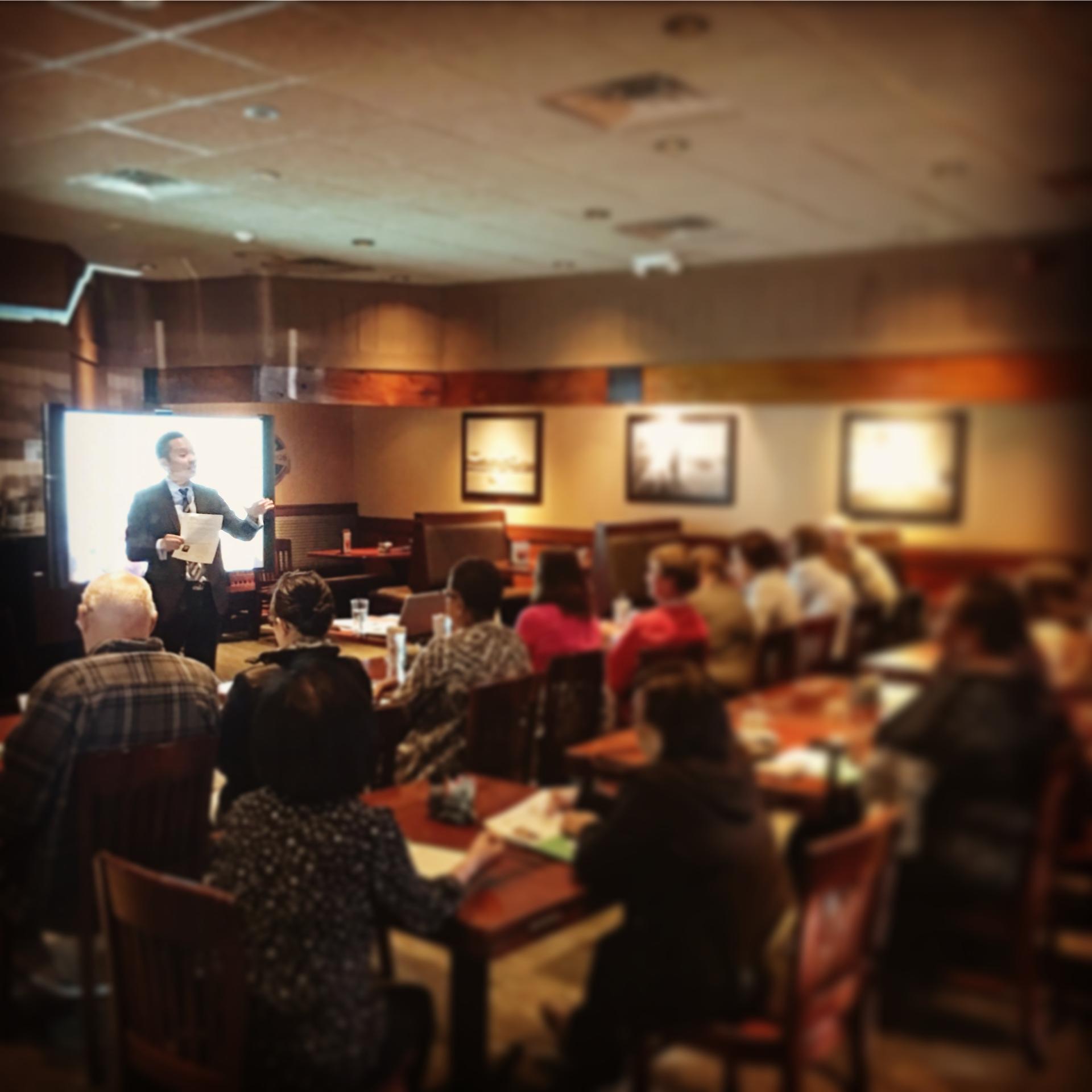 Uping Seminars Wealth Master Group Inc